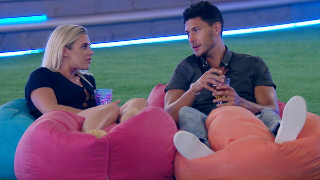 Love Island 2018: Twitter Questions Georgia Steel's 'Loyalty' Again