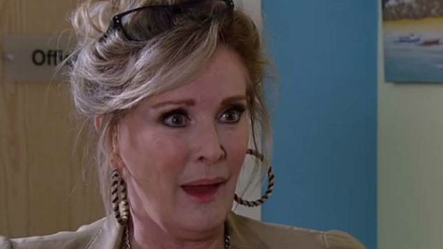 Liz McDonald is in for a HUGE shock in the coming weeks
