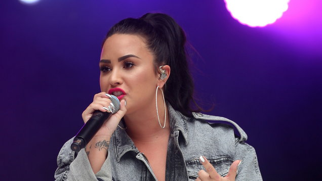 Demi Lovato's backup dancer calls for an end to 'negative' speculation