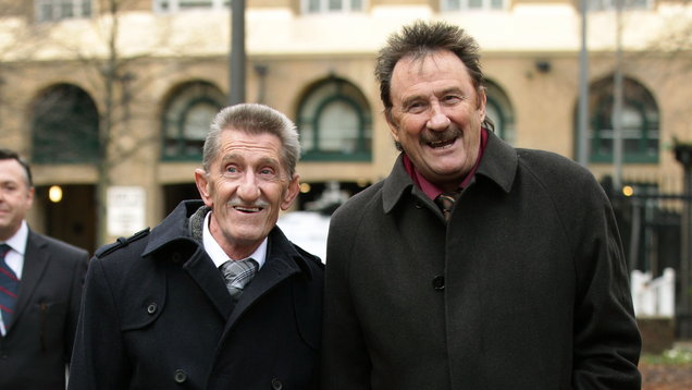 IMG BARRY CHUCKLE, Barry David Elliott, English Children's Entertainment Comedian