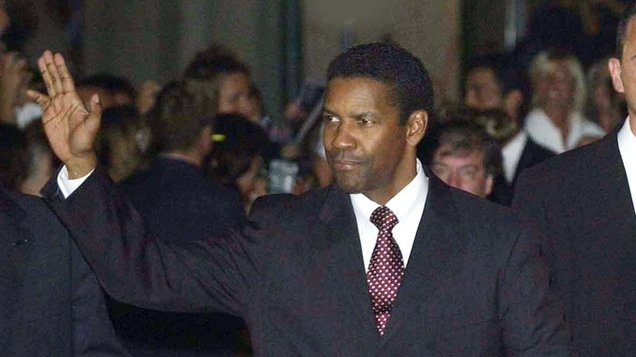 Denzel Washington - 61st annual Venice Film Festival