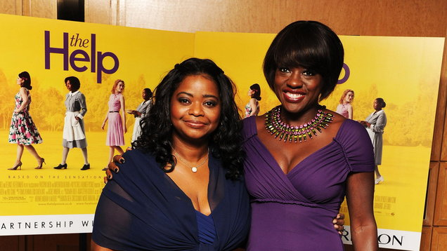 The Help pre-screening party - London