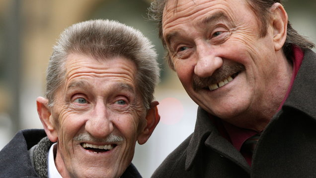 Chuckle Brothers new show