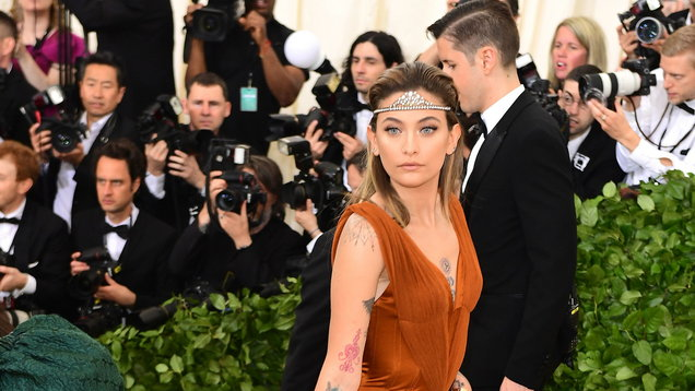 Paris Jackson Undergoes Surgery for Golf Ball-Sized Abscess