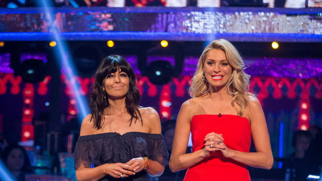 Strictly hosts