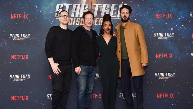 Star Trek: Discovery Photocall - London