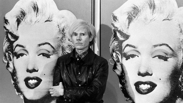 Died on this day - Andy Warhol