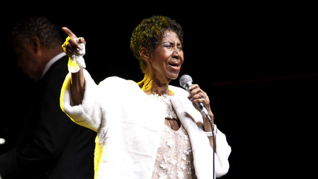 Photo Gallery Aretha Franklin