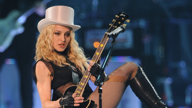 Madonna in Concert - Cardiff