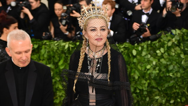 The MET Gala 2018 - New York