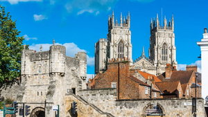 York city view