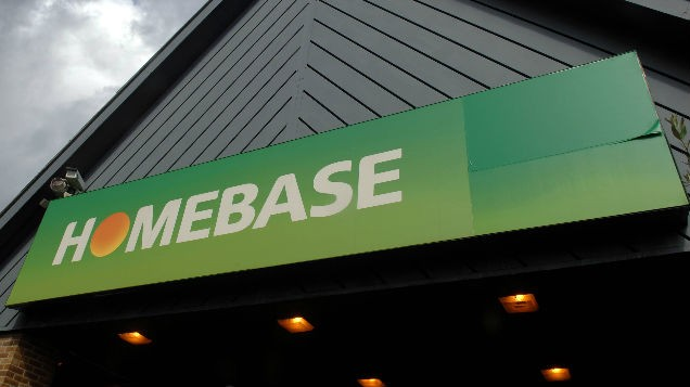 Homebase to close three of it's Irish stores