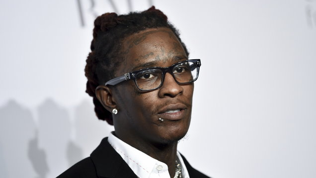 Rapper Young Thug Arrest