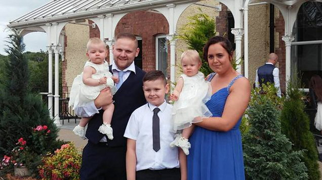 New mum had NO idea she was pregnant until she gave birth in the LOO