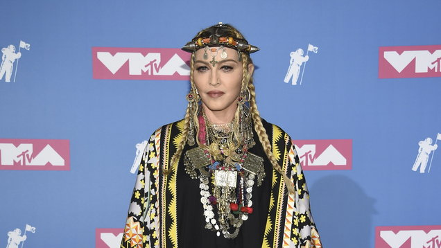 2018 MTV Video Music Awards - Press Room