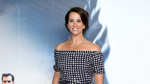 [PIC] Andrea McLean shows off DRAMATIC new look