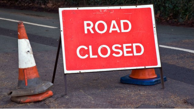 The LENGTHY list of road closures for the Papal visit have been released