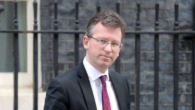 Jeremy Wright appointed Digital, Culture, Media and Sport Secretary