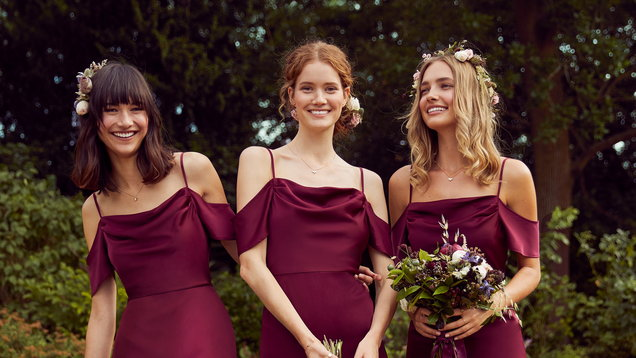 11 Bridesmaid Dresses You Ll Actually Want To Wear Again And They Re All Under 100