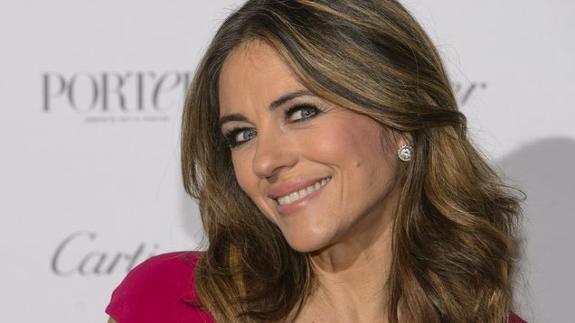 Amazon 'pays vet bills after delivery driver knocks over Elizabeth Hurley's dog'