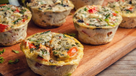 Tasty Breakfast Muffins