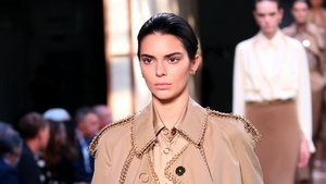 Burberry Catwalk - London Fashion Week September 2018