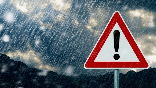 WARNING: Met Éireann issue WORRYING weather update as Storm Ali rips through the nation