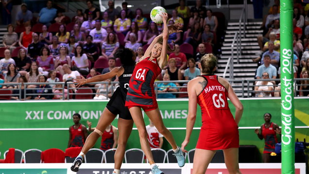 2018 Commonwealth Games - Day Seven