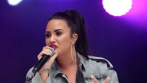 Demi Lovato illness