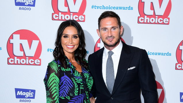 [PICS] Christine Lampard shares ADORABLE family snap with new daughter