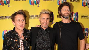 The Band press night- Manchester