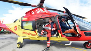 Ireland's first Charity Air Ambulance