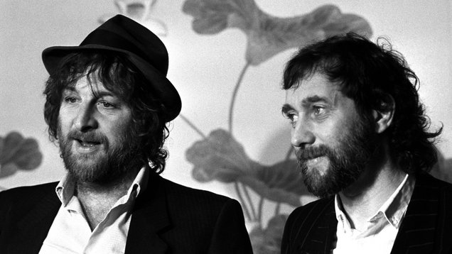 Chas and Dave split up