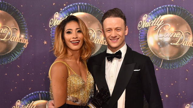 Strictly Come Dancing Launch 2017 - London