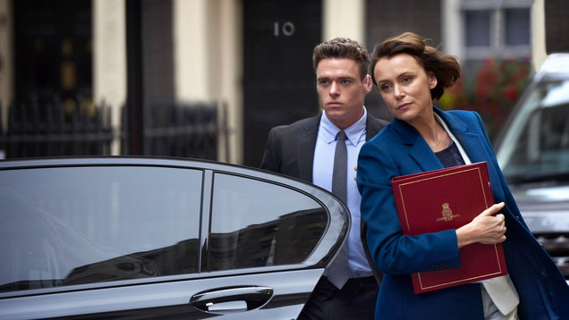 Bodyguard - First Look