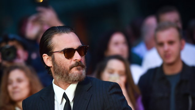 You Were Never Really Here premiere - BFI London Film Festival 2017