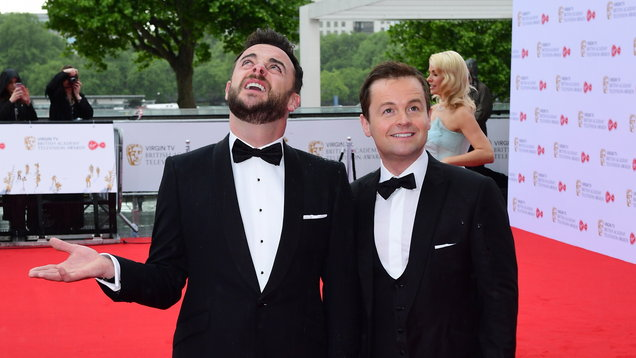 Ant McPartlin wishes Declan Donnelly happy birthday with lighthearted message