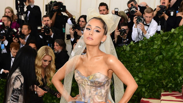 Ariana Grande cancels appearance at Saturday Night Live