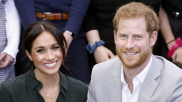 The Duke and Duchess of Sussex first official visit to Sussex