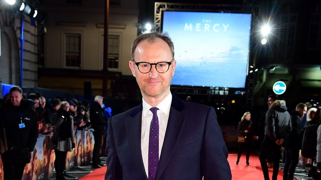 The Mercy Premiere - London