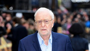 Sir Michael Caine interview