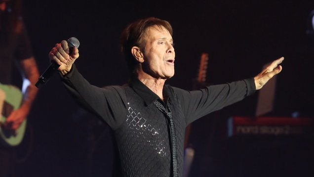 Cliff Richard in concert - Dublin