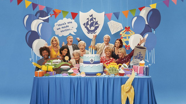 Blue Peter turn 60