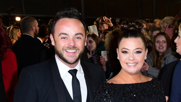 Ant McPartlin divorce