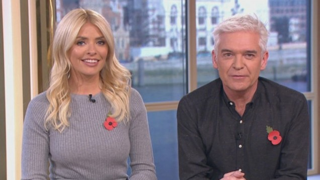 THIS is who will replace Holly on This Morning during I'm A Celeb