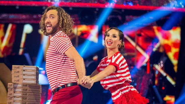 Seann Walsh claims he DUMPED Rebecca Humphries BEFORE that Katya kiss