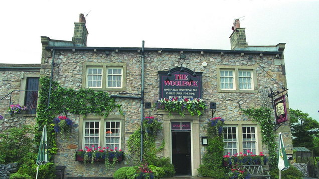 'Woolpack' closure
