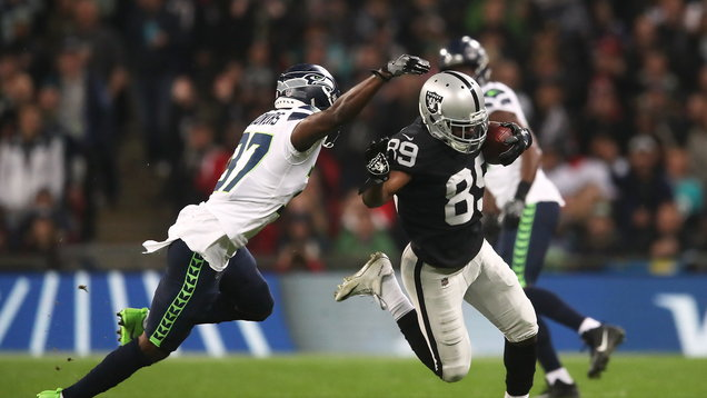 Oakland Raiders v Seattle Seahawks - NFL International Series - Wembley Stadium