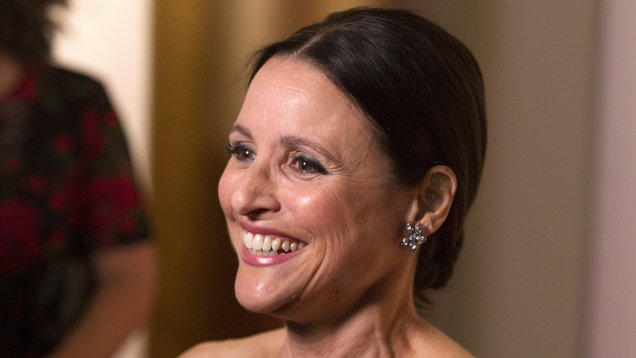 21st Annual Mark Twain Prize to Julia Louis-Dreyfus - Arrivals