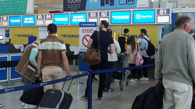 Ryanair cancellations